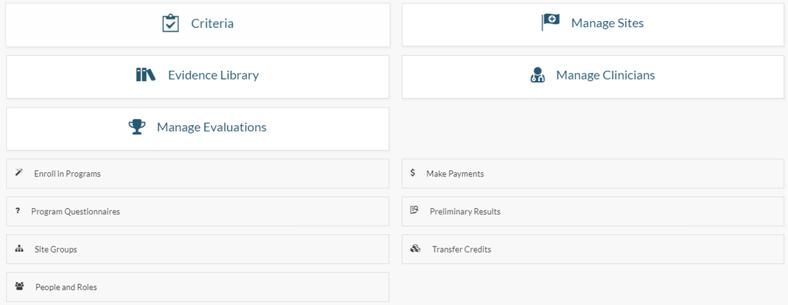 Q-PASS Organizational Dashboard